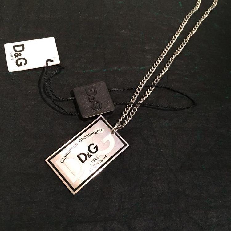DOLCE&GABBANA 杜嘉班纳项链