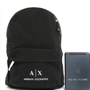 Armani Exchang男士轻便双肩包