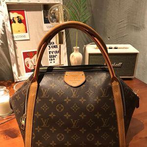 Louis Vuitton 路易·威登marais老花手提包