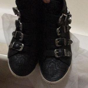 ASH Shoes 艾熙复古女鞋