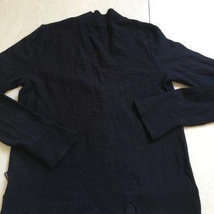 Moschino 莫斯奇诺黑色羊毛针织衫