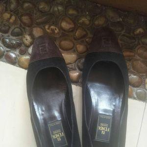 FENDI 芬迪平底鞋
