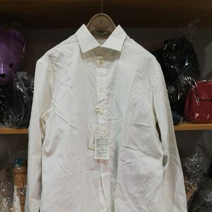 ARMANI 阿玛尼白色衬衫