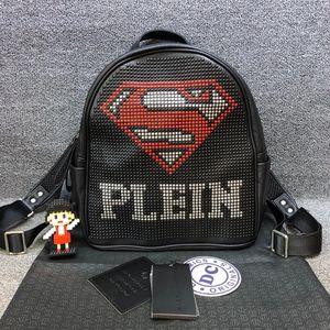 Philipp Plein 菲利普普兰超人双肩包