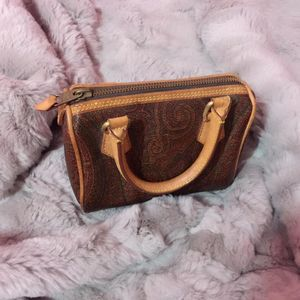 Etro 艾特罗迷你手提包