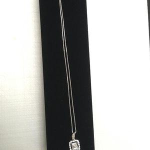 钻石  1Ct钻石项链