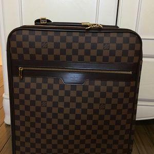 Louis Vuitton 路易·威登经典棋盘格行李箱