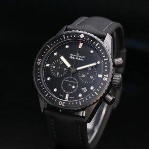 Blancpain 宝珀机械腕表