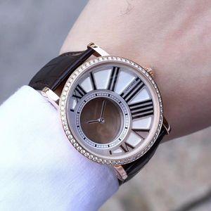 Cartier 卡地亚神秘时间HPI00635手动机械表
