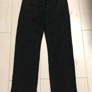 Y3黑色休闲裤