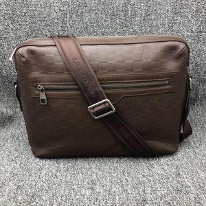 Louis Vuitton 路易·威登咖色公文包