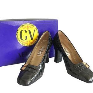 Versace 范思哲中跟鞋