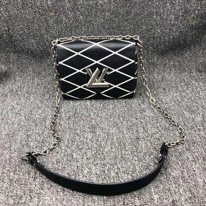 Louis Vuitton 路易·威登菱格单肩包