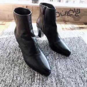 PRADA 普拉达女士皮靴子