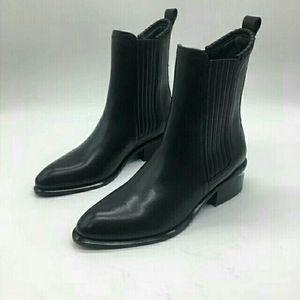 Alexander Wang 亚历山大·王短靴子