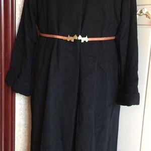 Dior 迪奥羊毛大衣