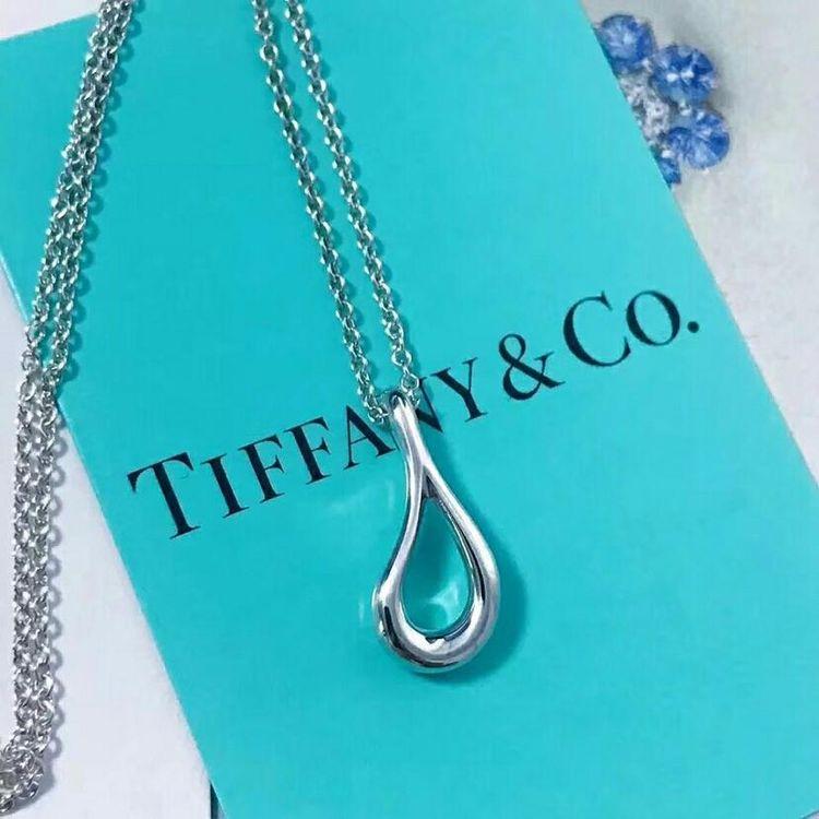 Tiffany & Co. 蒂芙尼勺子项链