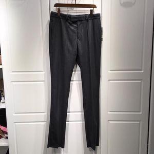 Dior 迪奥男士纯羊毛薄款休闲裤