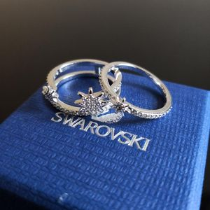 SWAROVSKI 施华洛世奇戒指套装