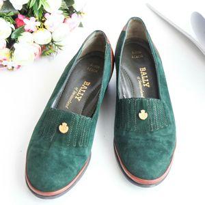 BALLY 巴利皮鞋