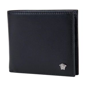 Versace 范思哲男士短款折叠钱包