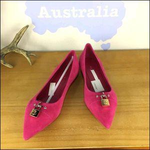 Louis Vuitton 路易·威登女士平跟鞋
