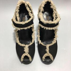 Louis Vuitton 路易·威登女式鱼嘴高跟鞋