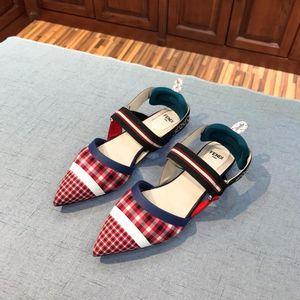 FENDI 芬迪平底女鞋