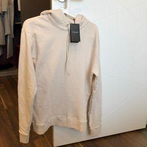 Saint Laurent Paris 圣罗兰粉色卫衣