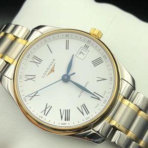 LONGINES 浪琴名匠系列机械腕表