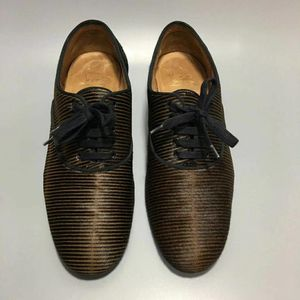 Christian Louboutin 克里斯提·鲁布托红底男式皮鞋