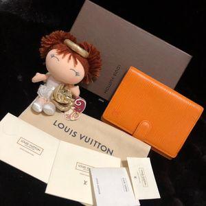 Louis Vuitton 路易·威登水波纹笔记本