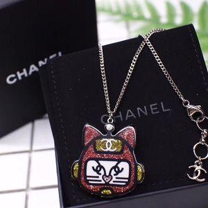 CHANEL 香奈儿机器猫系列项链