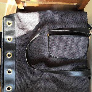 Yves Saint Laurent 伊夫·圣罗兰购物袋单肩包