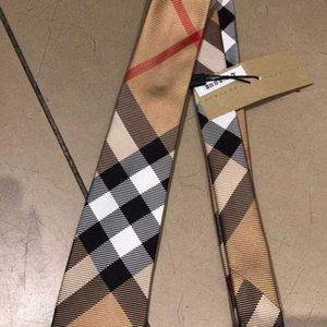Burberry 博柏利领带