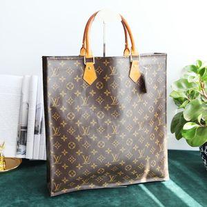 Louis Vuitton 路易.威登中古老花经典手提包