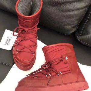 Moncler 雪地靴