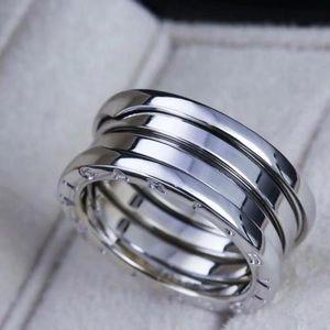 BVLGARI 宝格丽弹簧戒指