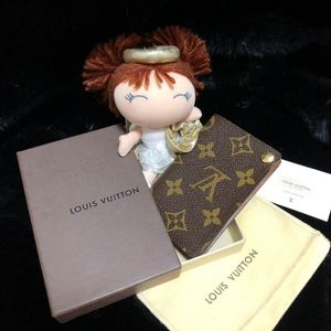 Louis Vuitton 路易·威登经典老花卡包