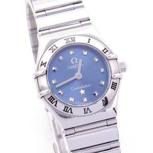 OMEGA 欧米茄星座系列石英女士手表
