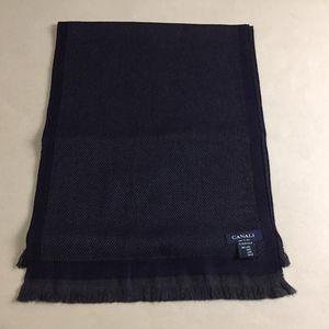 Canali 康纳利羊毛围巾
