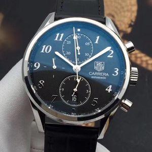 TAG Heuer 泰格豪雅卡莱拉系列男士自动机械腕表