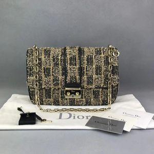 Dior 迪奥限量款链条单肩包