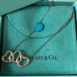Tiffany & Co. 蒂芙尼三连爱心项链