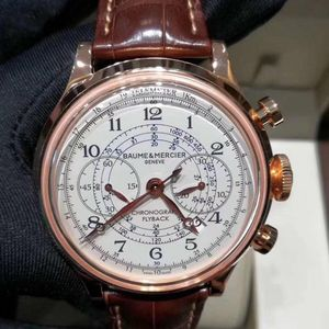 Baume & Mercier 名士男士自动机械腕表