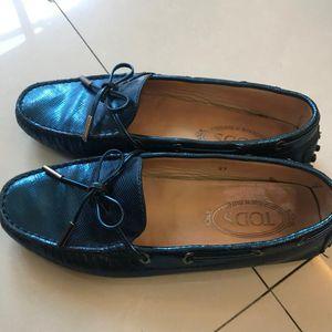 TOD'S 托德斯豆豆鞋平跟鞋