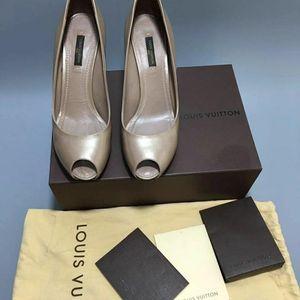Louis Vuitton 路易·威登女高跟鞋