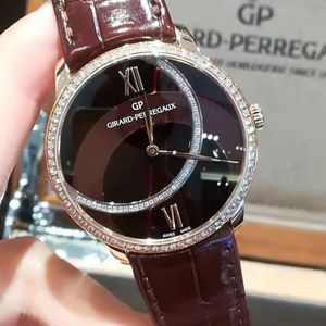 Girard-Perregaux 芝柏女士自动机械腕表