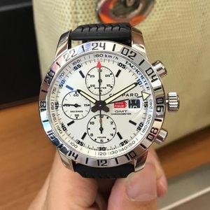 Chopard 萧邦经典赛车系列双时区机械腕表