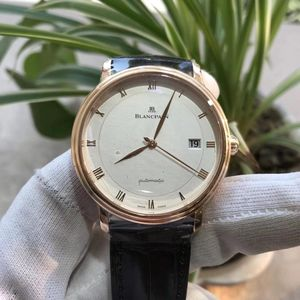 Breguet 宝玑经典系列自动机械腕表